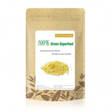 Cracked Cell Wall Pine Pollen Powder